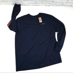 Long Sleeve Patagonia Men's Tee Shirt NWT